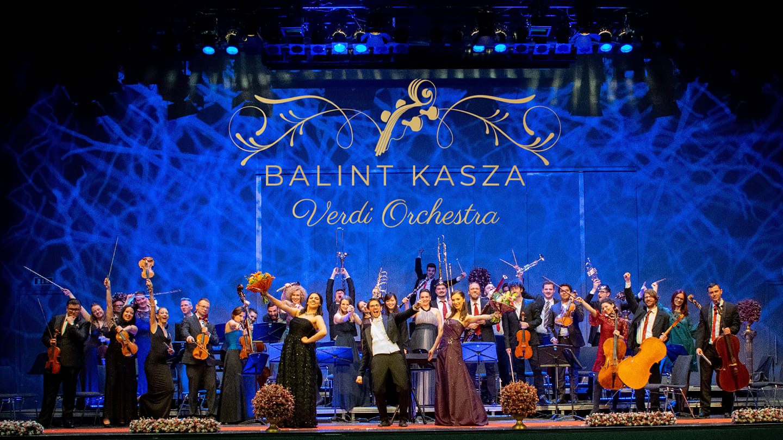 Frühjahrskonzerte des Balint Kasza Verdi Orchestra
