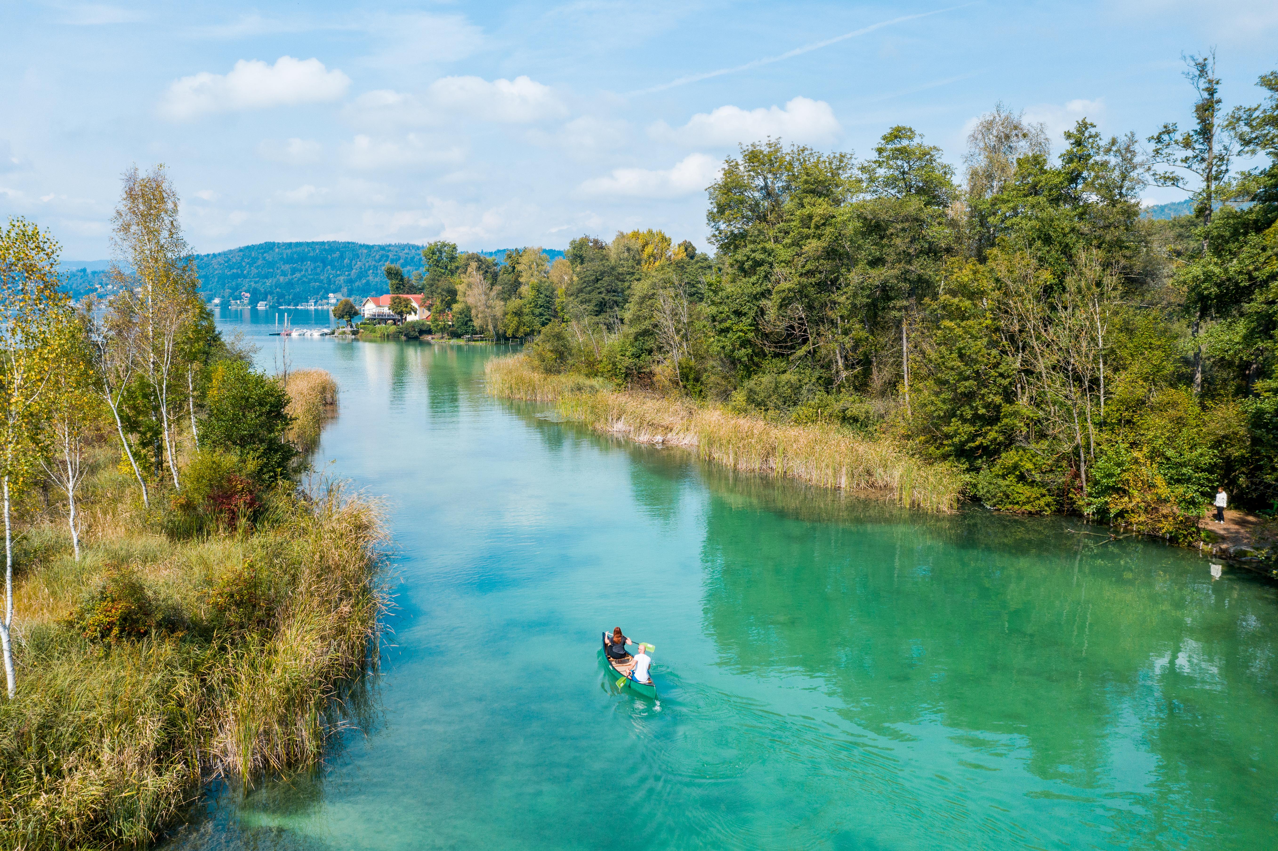 Videodreh für das Seepark Hotel Klagenfurt