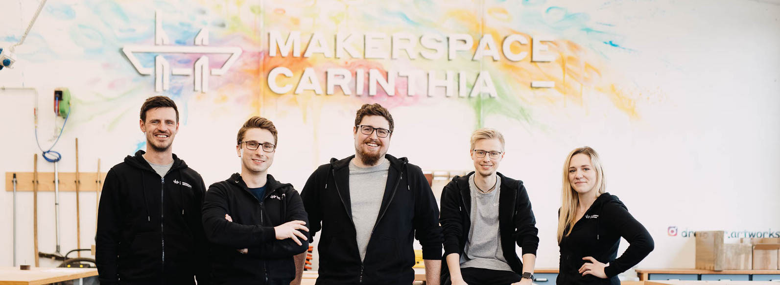Shooting & Videodreh Makerspace Carinthia