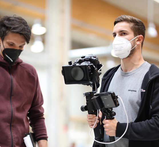 Videodreh Company Lifting